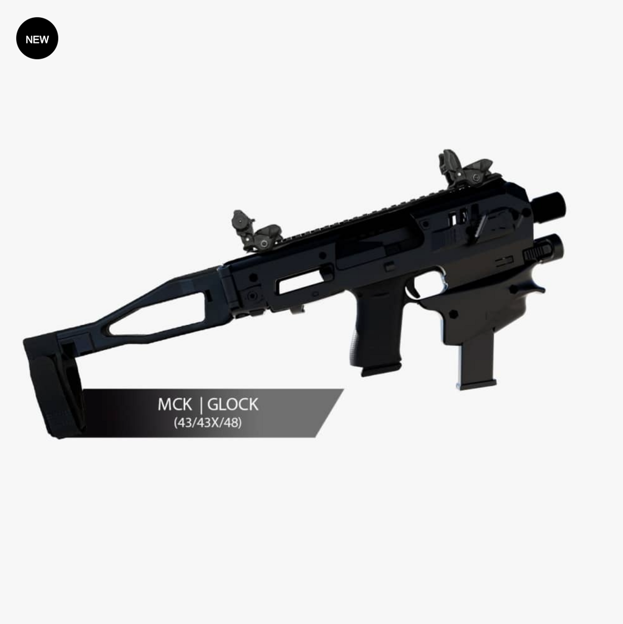 *NEW* MCK43/48GEN2 | MICRO CONVERSION KIT GLOCK 43/43X/48
