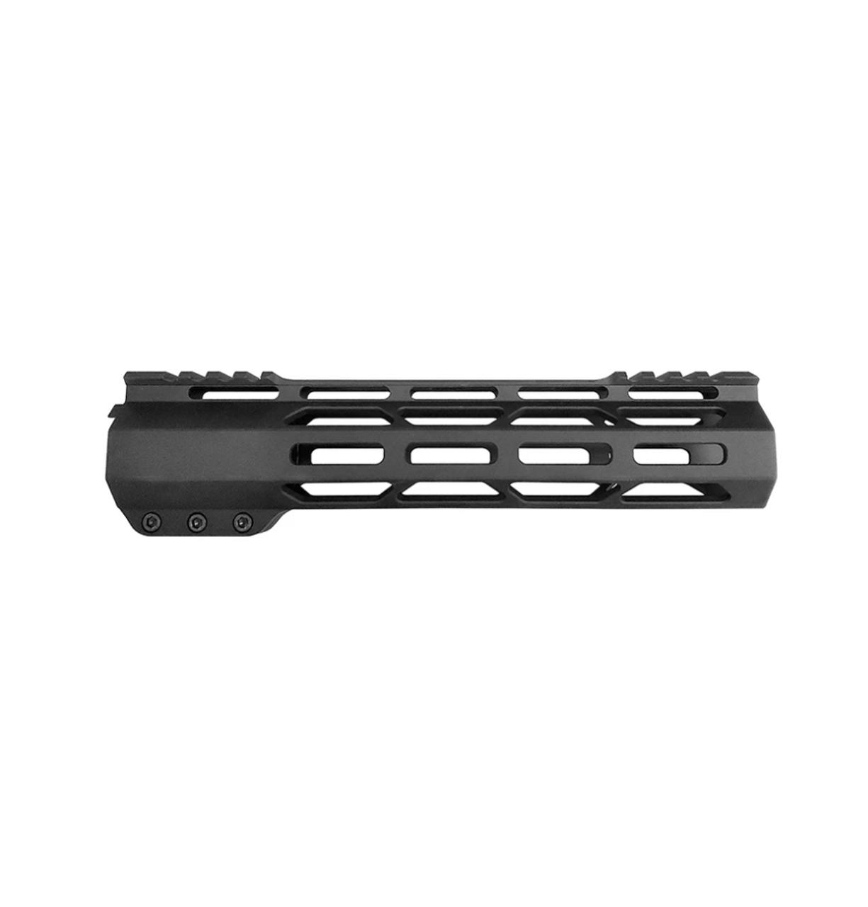 10'' M-LOK Free Float Flat Top Rail (MCS-CE10ML)