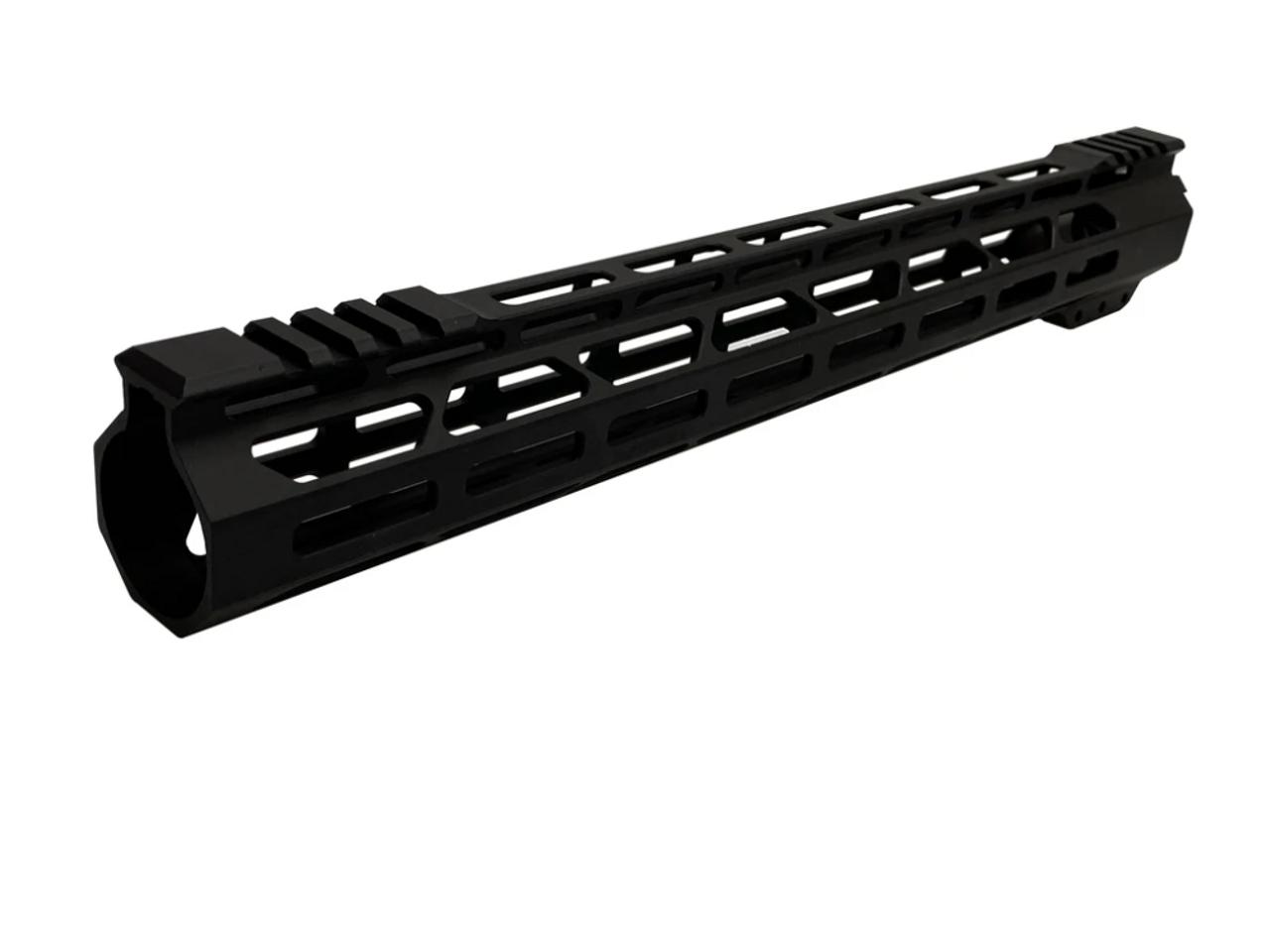 15'' M-LOK Free Float Flat Top Rail (MCS-CE15ML)