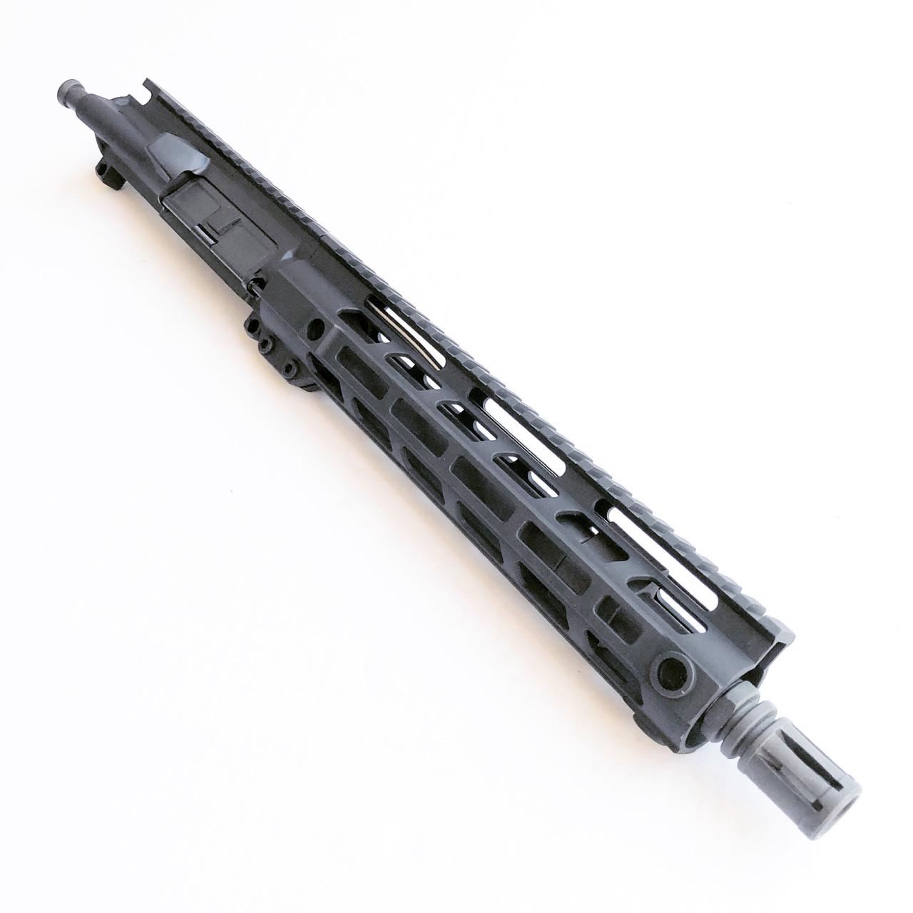 MCS AR-15 Pistol Upper, 5.56 NATO, 10.5'' Barrel, 1:7 Twist, Carbine Gas System