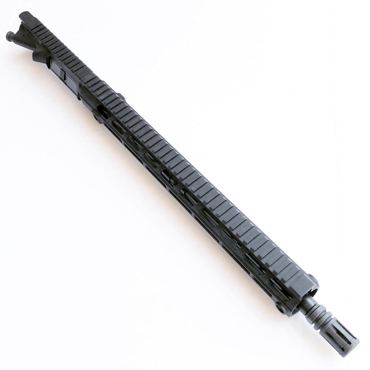 AR-15 Upper Receiver, .223 Wylde, 16'' Barrel, 1:8 Twist, Carbine Gas System