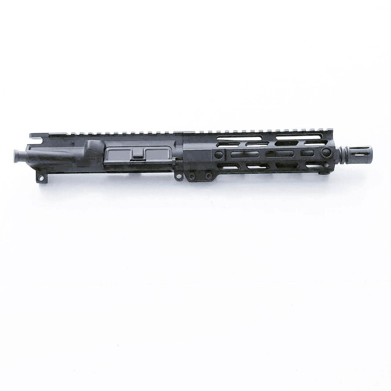 "AR-15 Pistol Upper, .300 Blackout, 7.5"" Barrel, 1:8 Twist, Pistol Gas System"