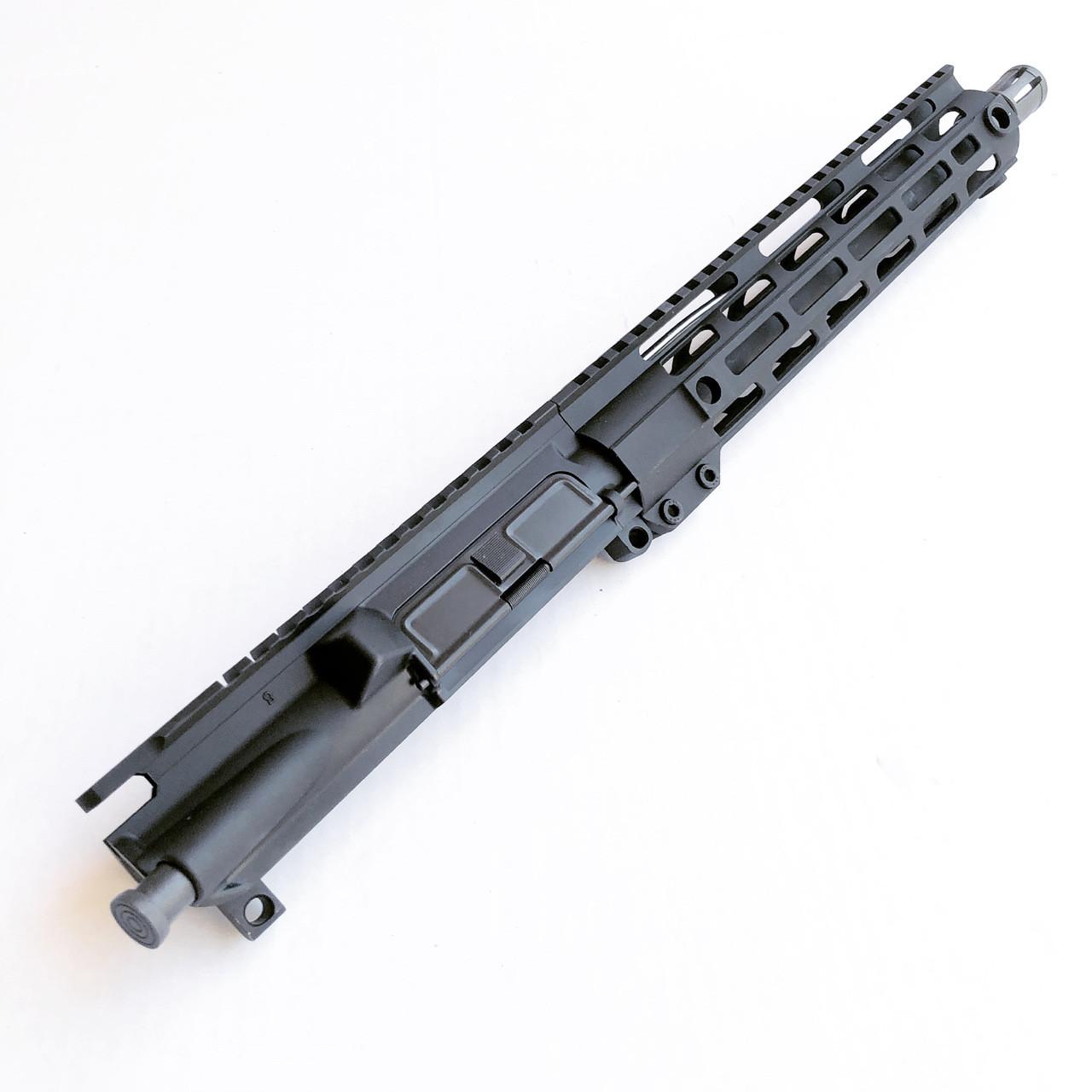 "AR-15 Pistol Upper, .300 Blackout, 10.5"" Barrel, 1:8 Twist, Pistol Gas System"