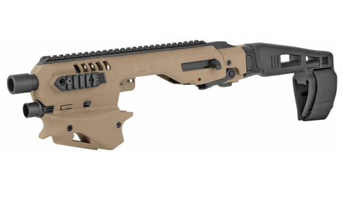 MCKSIG Micro Conversion Kit for Sig Sauer P320 in FDE Tan.