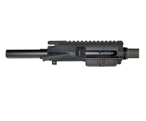 """.223 Barrel Vise Block Rod for .750"""" - AR-15, Black"""