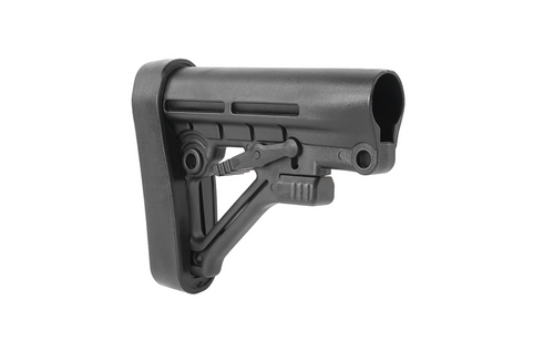 Omega Mil Spec Collapsible Butt Stock