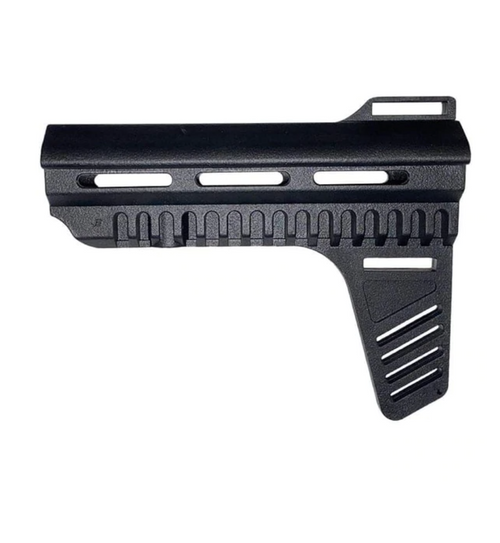 JE Skeletonized Pistol Stabilizer Blade Brace