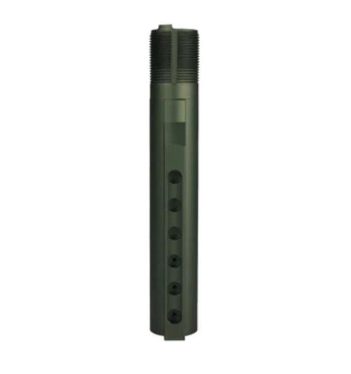 Anodized OD Green Mil-Spec 6-Position Buffer Tube kit
