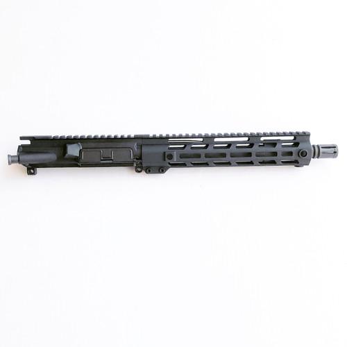 AR-15 Pistol Upper, 5.56 NATO, 10.5'' Barrel, 1:7 Twist, Carbine Gas System