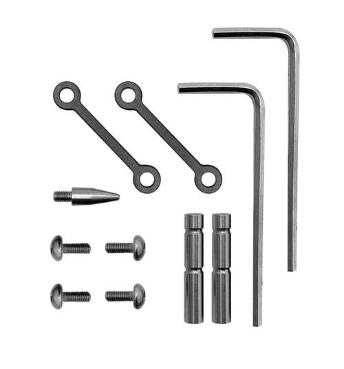 Anodized Anti-Walk Pin Set