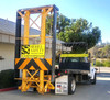 IMPACT TRUCK WITH ARROW BOARD