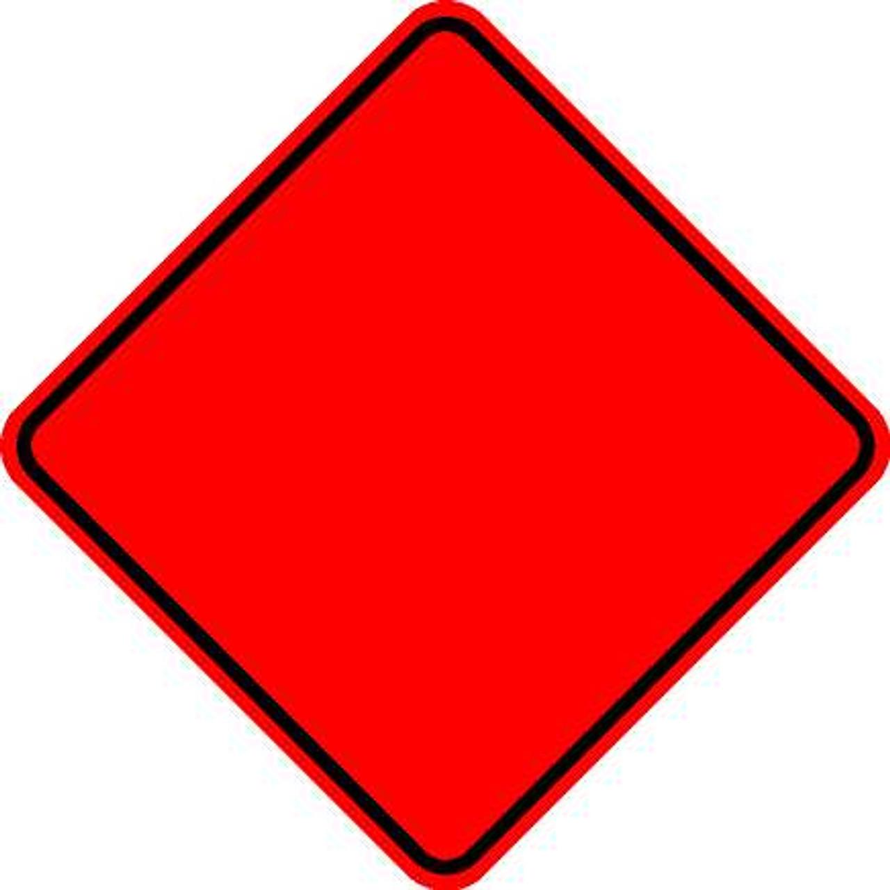 N2 MARKER  - EGP (RED W/ BLK BDR)