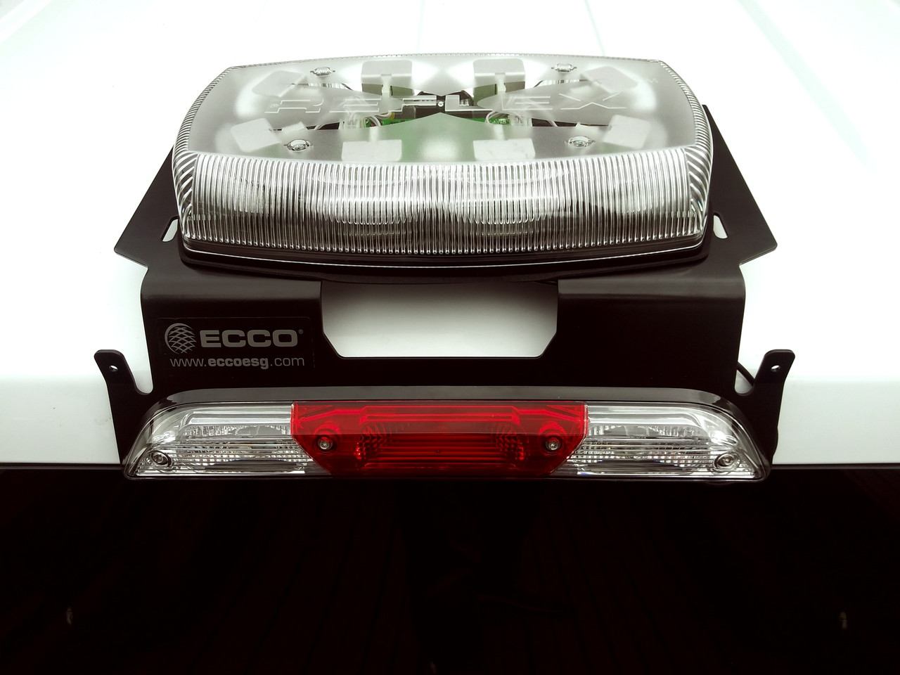ECCO LED BAR AND EASY MOUNTING BRACKET