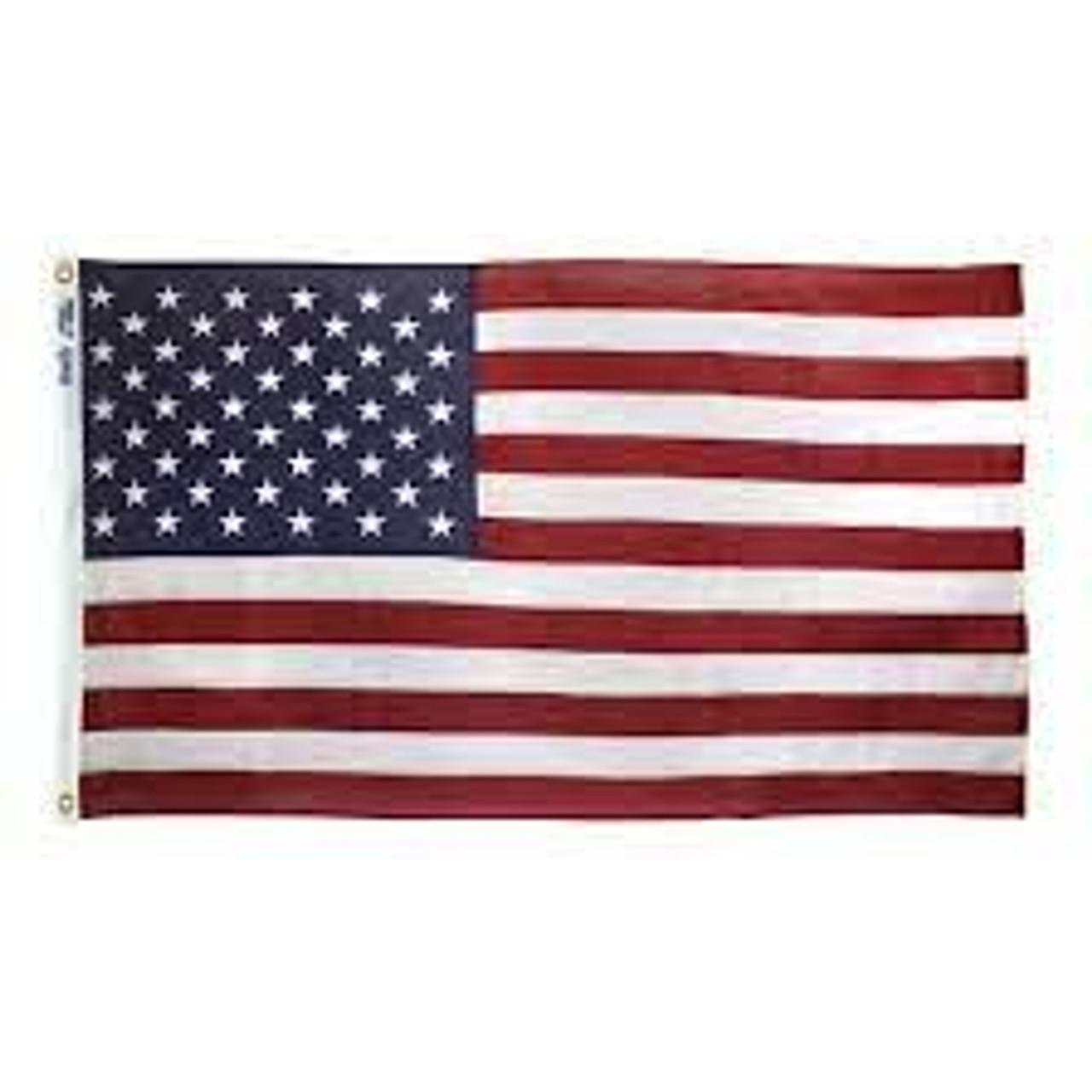 US FLAG - 5'X8' NYLON