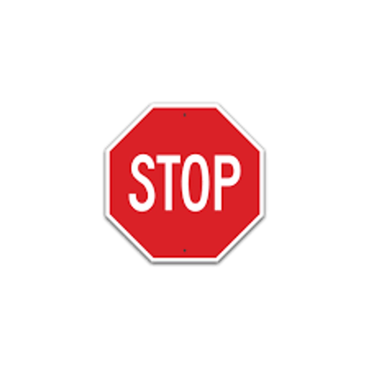 STOP SIGN - HIP