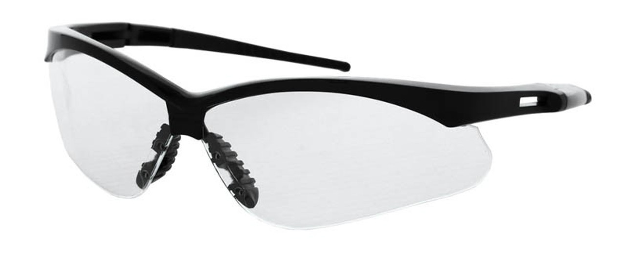 WRECKER SAFETY GLASSES - CLEAR LENS