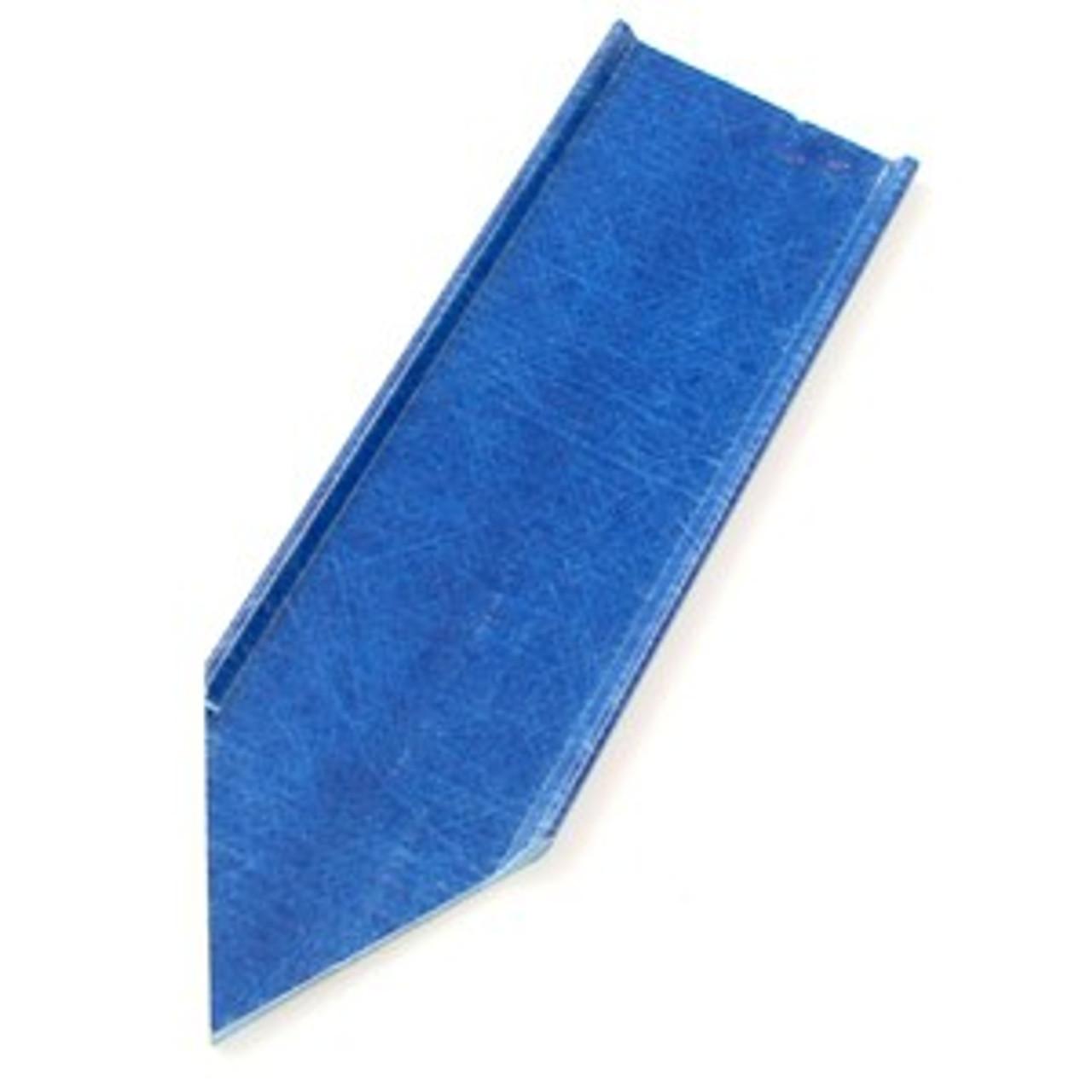FLEX POST BLUE - PLAIN