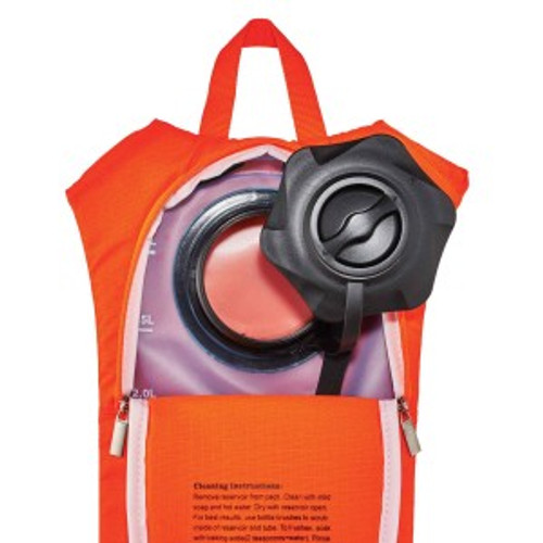 HI-VIS HYDRATION PACK - ORANGE