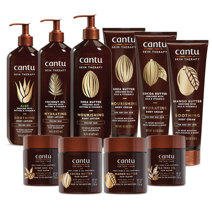 Cantu Skin Therapy Collection