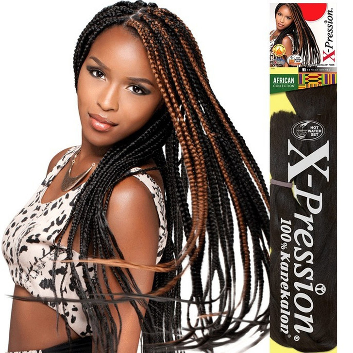"""X-Pression Braiding Hair 82"""""""