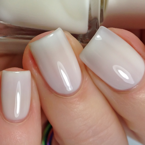 Coconut Milk Sorbet Nail Polish