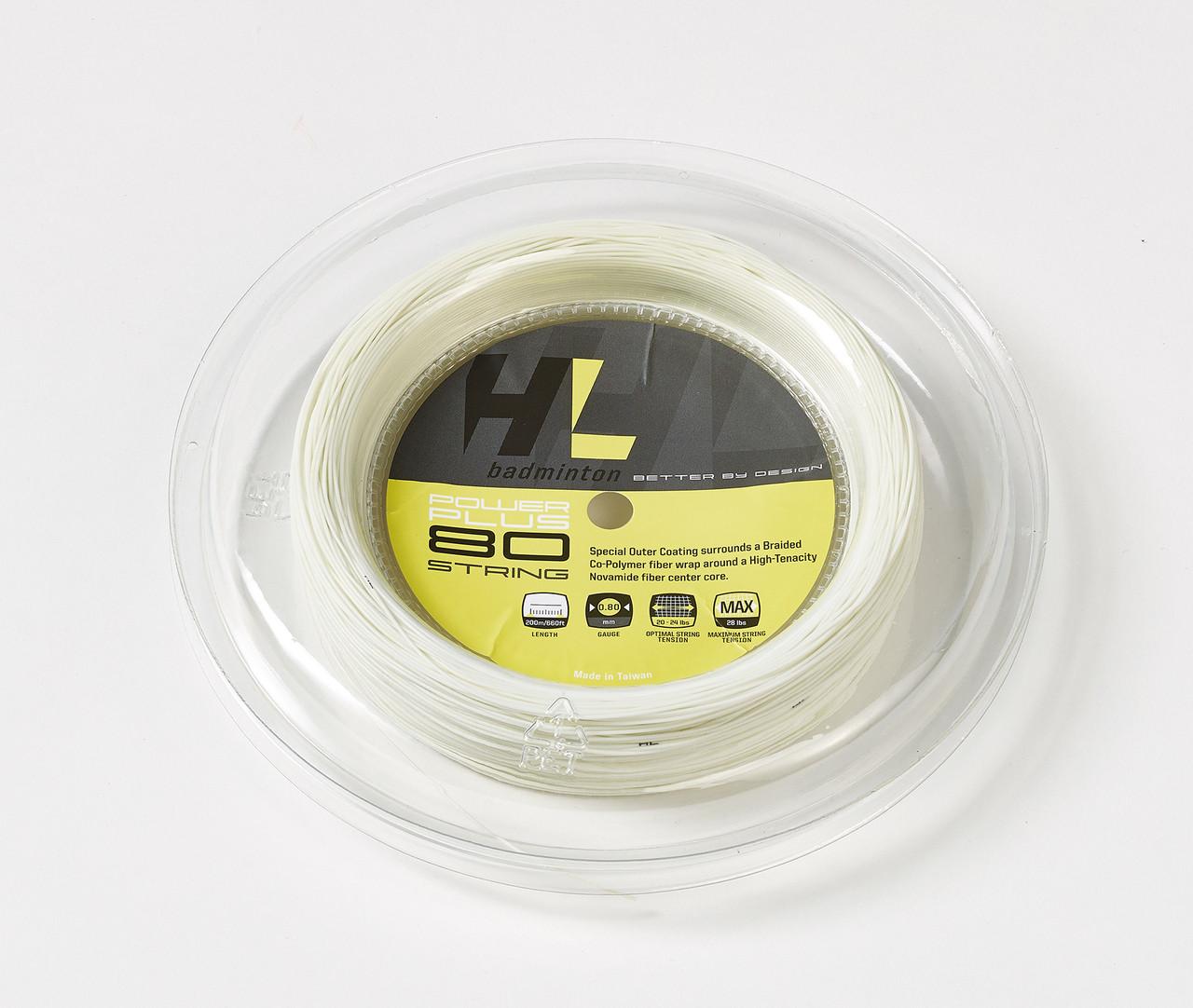 Power Plus 80 Coil (Lonfiber)