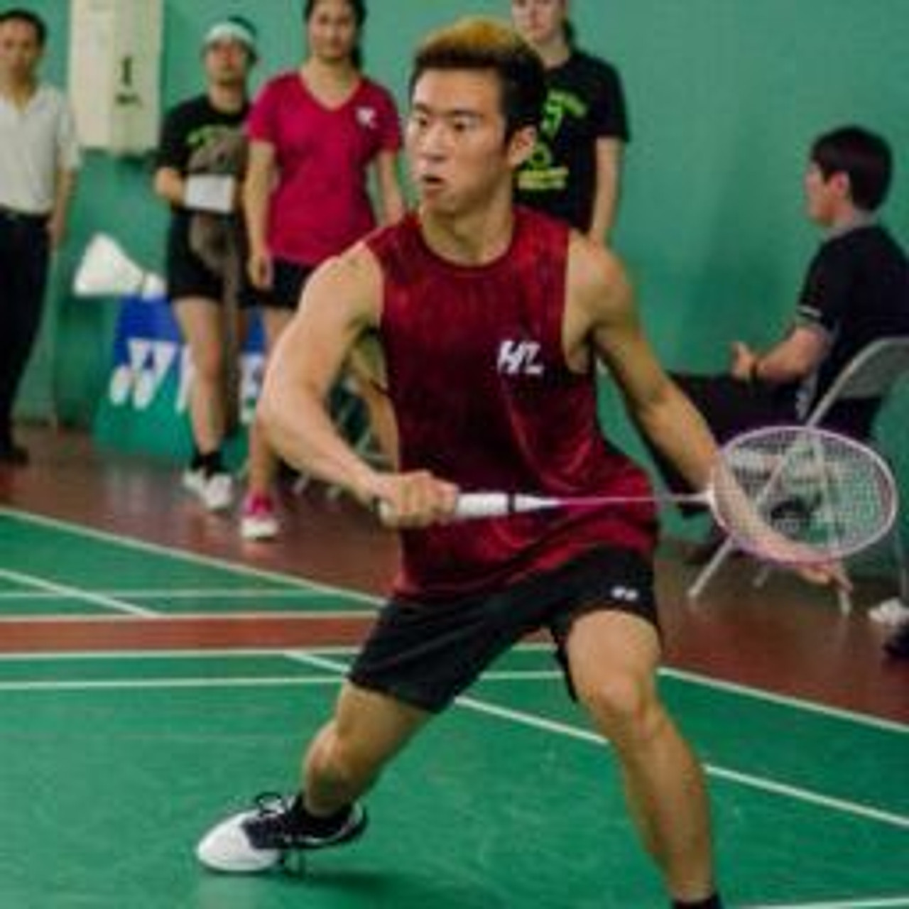 Shawn Whong 2015 USA Adult Nationals Men's Singles 4th Place.