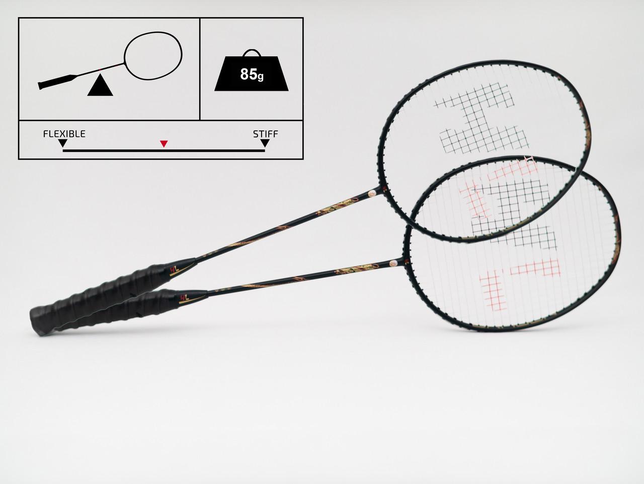 HL Dragon Deal ( 2 rackets )