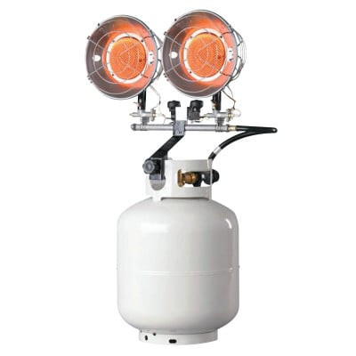 Propane Radiant Heater >> Portable Propane Radiant Heaters 20 000 Btu H 15 H