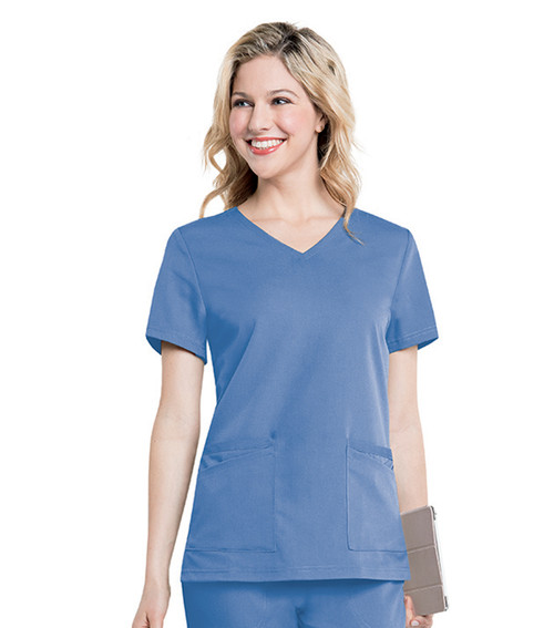 Chelsea Soft V-Neck Tunic