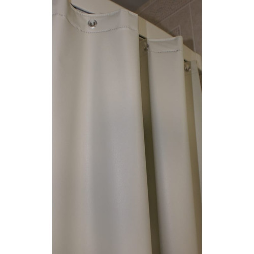 Shower Curtain - 10 Gauge w/Grommets - 70 x 72 in.