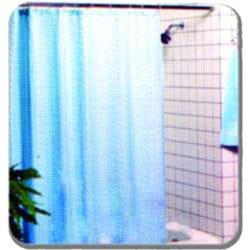 Shower Curtain - 4 Gauge w/Grommets - 70 x 72 in.
