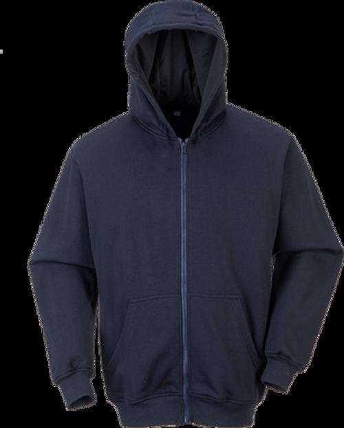 FR Hooded Zip Sweatshirt