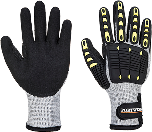 TPV Impact Therm Cut Glove