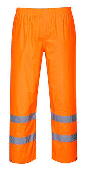 Hi-Vis Rain Trousers