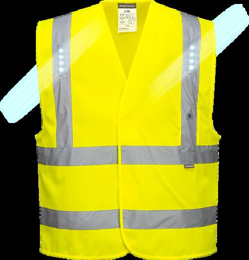Vega Hi-Vis LED Vest