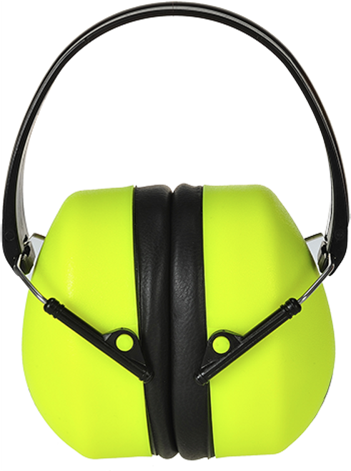 Super Hi-Vis Ear Protector