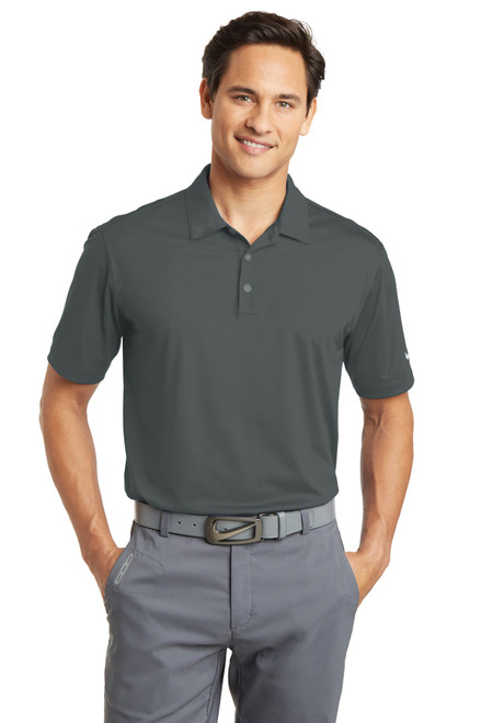 Nike - Dri-FIT Vertical Mesh Polo