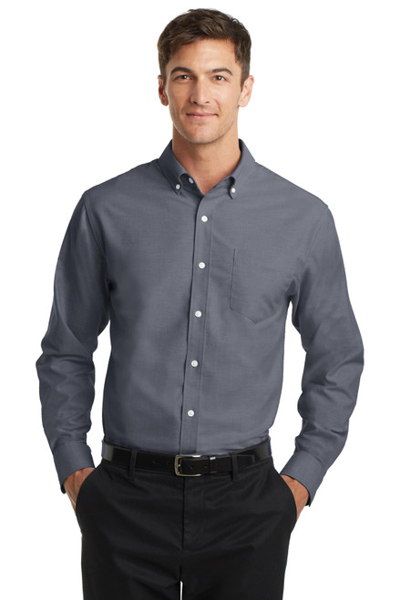 Port Authority - SuperPro Oxford Shirt