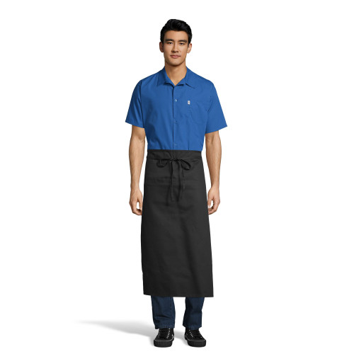 Inset Pocket Bistro Apron by Uncommon Threads