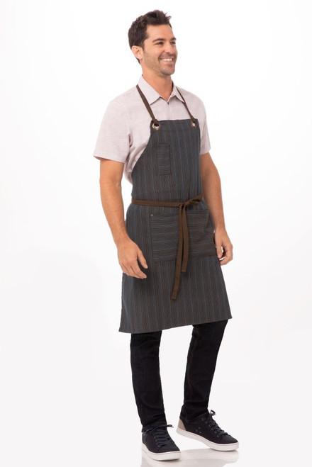 Brooklyn Bib Apronby Chef Works