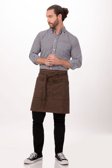 Denver Half Bistro Apronby Chef Works