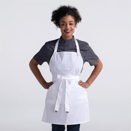 Designer bib apron by ChefWear