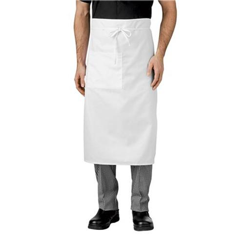 Long Waist Bistro Apron by ChefWear