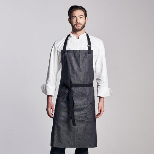 Memphis Bib Apron by ChefWear