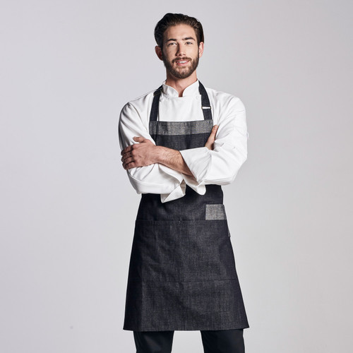 Austin Bib Apron by ChefWear