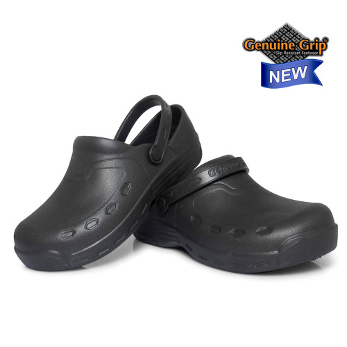 Men's Open Back Injection Clogs