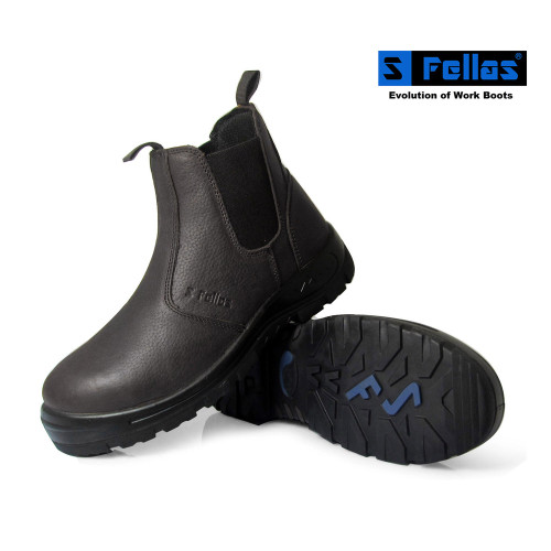 Men's Comp Toe Boots