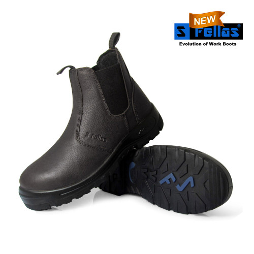 Men's Hercules Soft Toe Boots