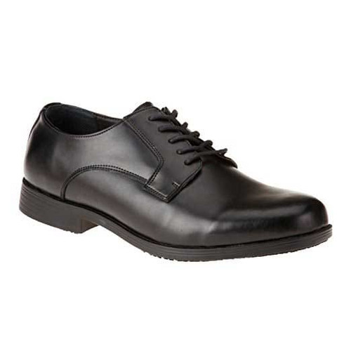 Men's Slip-Resistant Oxford Dress Work Shoes